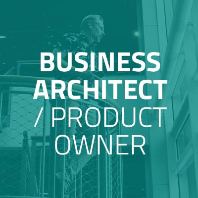 Business Architect/Product Owner