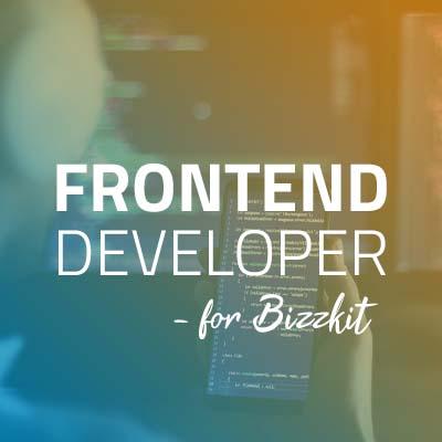 Frontend Developer - Bizzkit