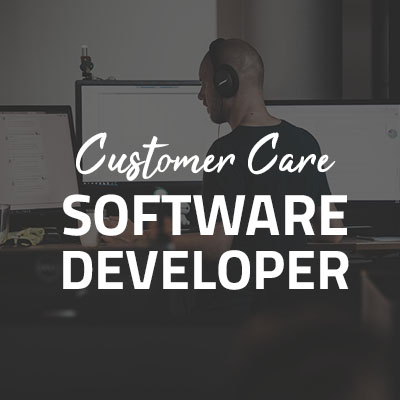 Customer Care Software Developer