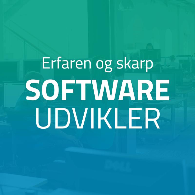 Senior softwareudvikler