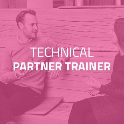 Technical Partner Trainer