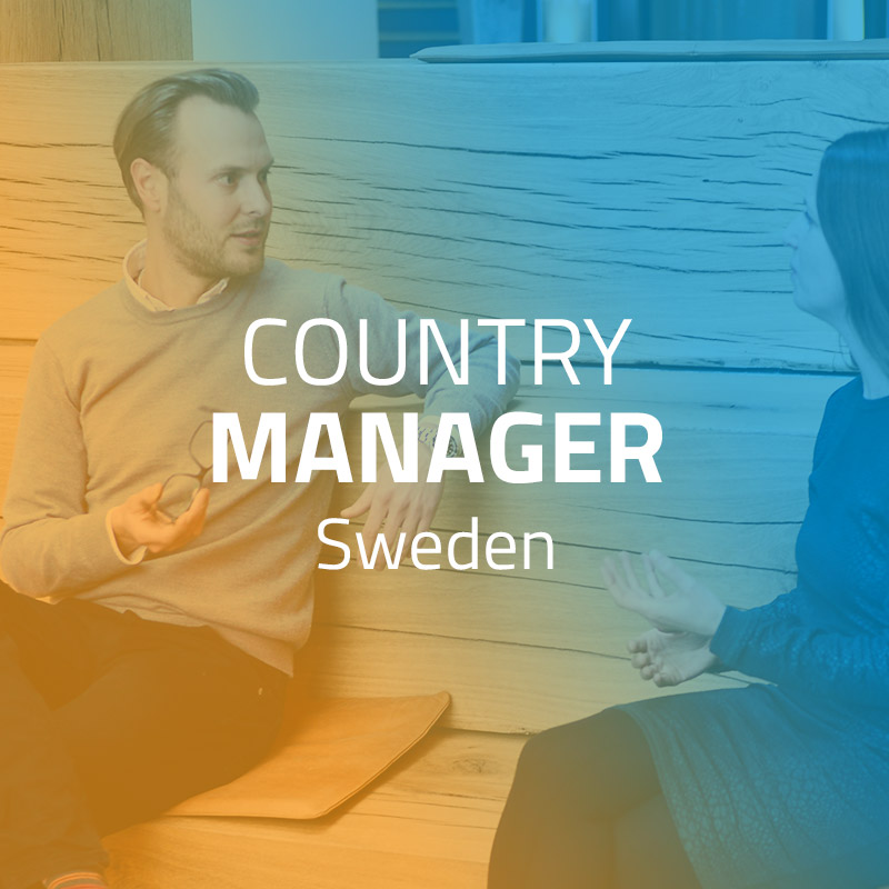 Country Manager Sweden