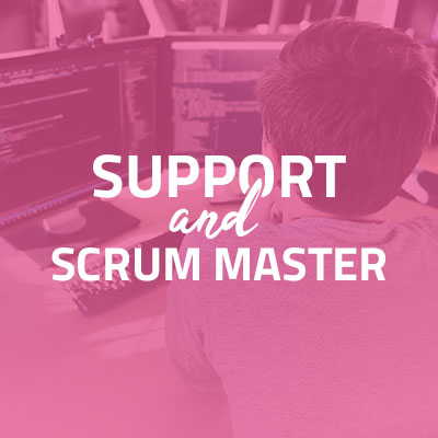 Support and Scrum Master