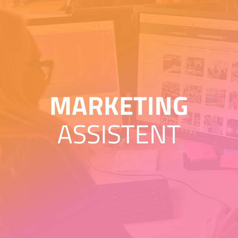 Marketingassistent
