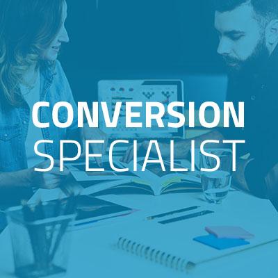Conversion Specialist