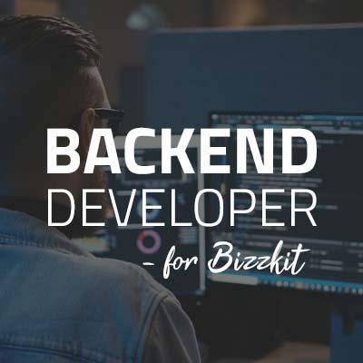 Backend Developer - Bizzkit