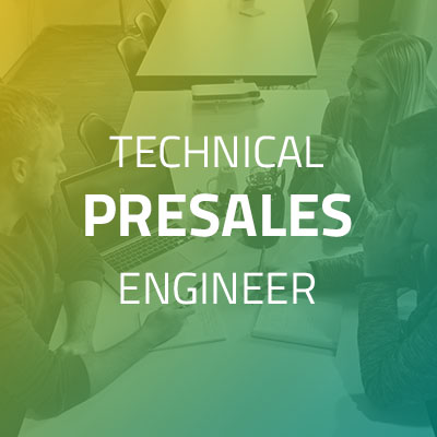 Technical Presales Engineer