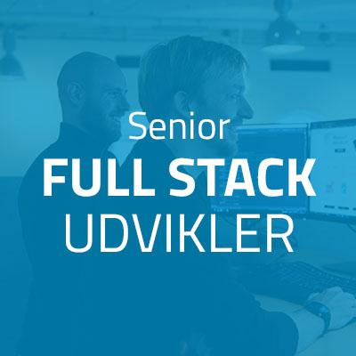 Senior Full Stack udvikler